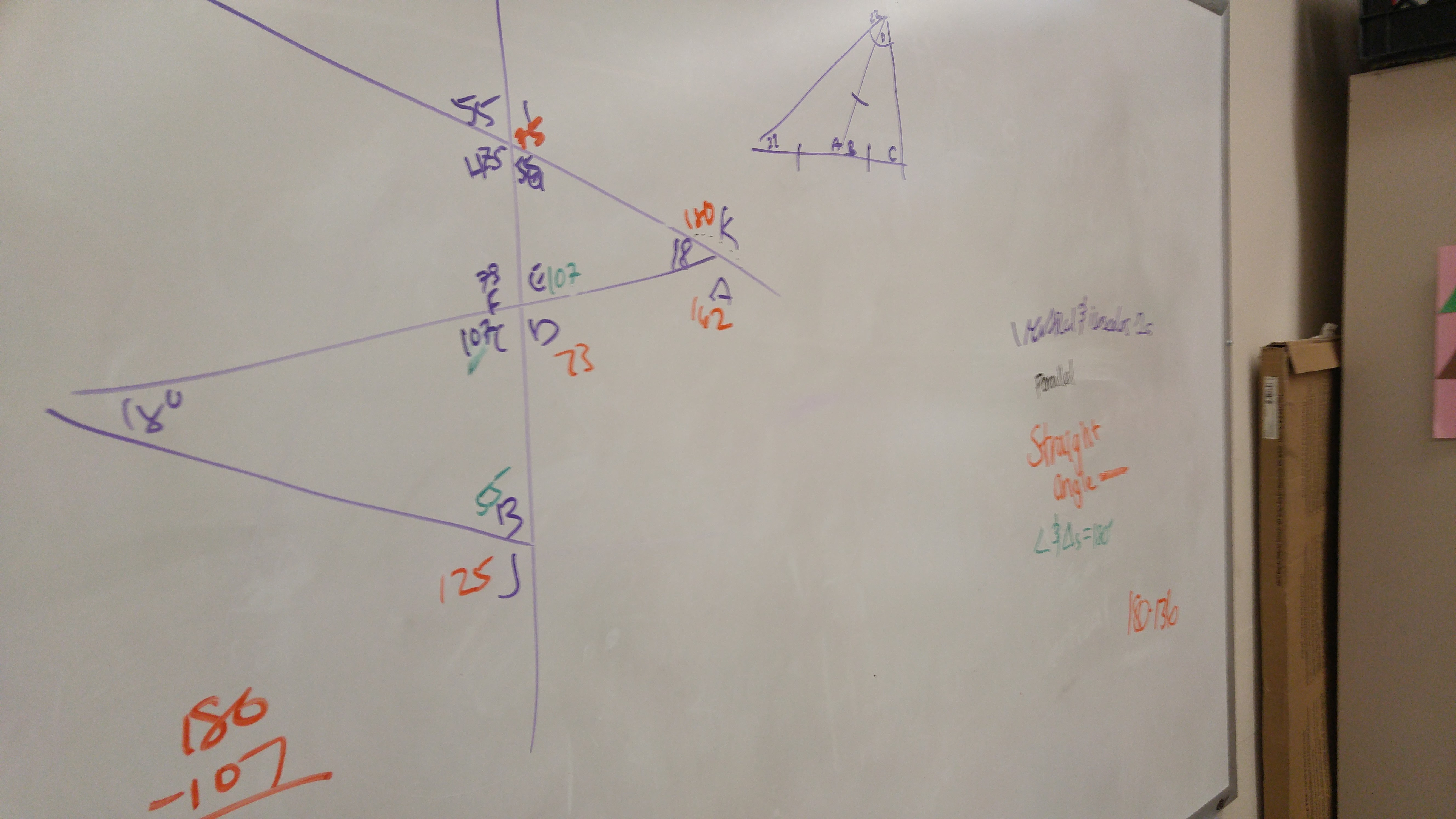 Drawing Lines Of Symmetry Worksheet : Geometry the roots of equation